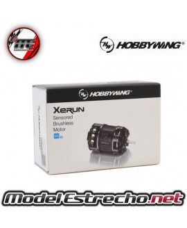 HOBBYWING XERUN V10 8.5T BLACK G3 3970kV