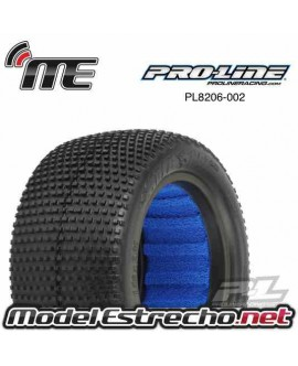 PROLINE TRAS. HOLE SHOT  2.0 2.2 X2 1/10 OFF ROAD BUGGY REAR TYRE