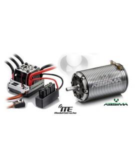 COMBO ABSIMA CTS 8 / MOTOR 2100Kv