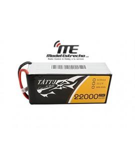 Gens Ace 22000mah 22,2v 25C 6S1P Lipo Battery pack