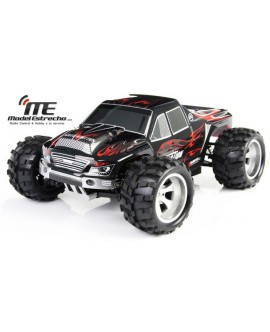 COCHE RTR ELECTRICO 1/18 MONSTER  4WD 2,4Ghz