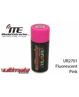 ULTIMATE SPRAY FLUORESCENTE ROSA
