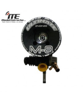 ULTIMATE ENGINE M-8 TUNED