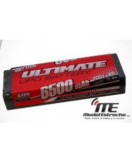 BATERIA ULTIMATE LIPO STICK 6500mha 7,4v 60C 2S2P HardCase