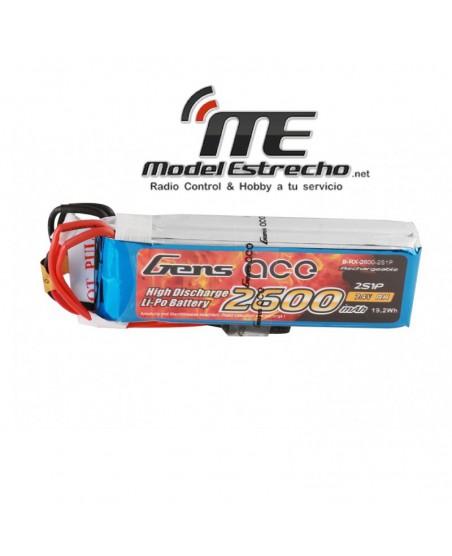 Gens Ace 2600mah 7,4v  2S1P TRANSMITER PACK