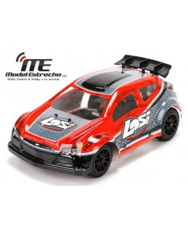 1/24 MICRO RALLY X 4WD  RTR RED