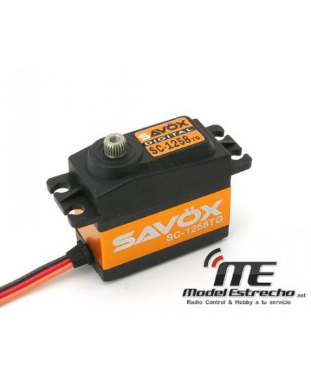 SERVO SAVOX SC1258TG