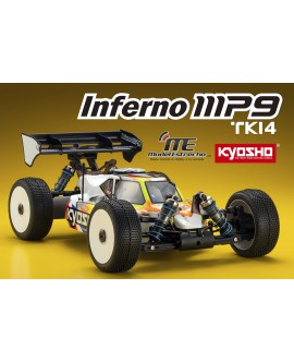 KYOSHO INFERNO MP9 TKI4 SP