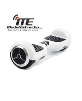 BALANCE SCOOTER 6.5 CON BLUETOOTH BLANCO