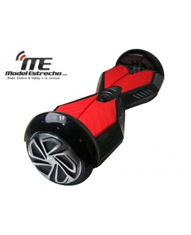 BALANCE SCOOTER NEGRO 8 CON BLUETOOTH