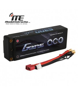 Gens Ace 5300mha 7,4v 65C 2S2P HardCase Lipo