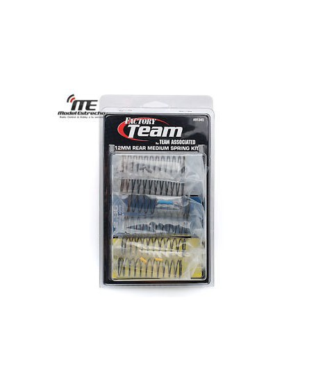 12 mm REAR MEDIUM SPRING  KIT B5 B6