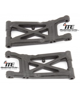 B6 ALUMINUM CHASSIS WEIGHT ,13G