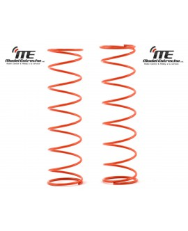 KYOSHO MUELLES TRASERO NARANJA BIG SHOCK MP9