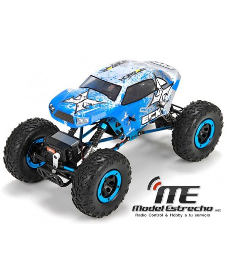 TEMPER 1/18 4WD ROCK CRAWLER BRUSHED RTR INT