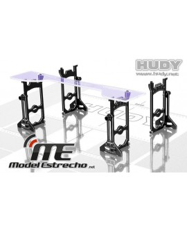 SET-UP SYSTEM 1/8 OFF ROAD HUDY