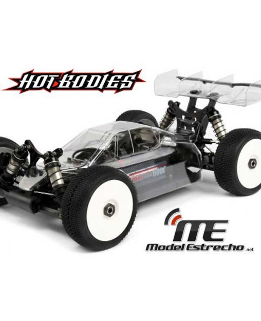 HOT BODIES E817 1/8 BUGGY ELECTRICO