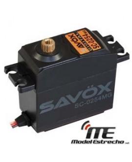 SERVO SAVOX SC0254MG