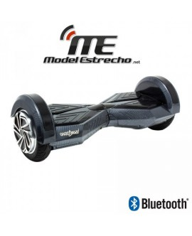 IWATBOARD i8 CARBON BLACK CON BLUETOOTH
