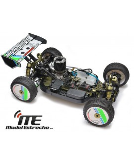 KYOSHO INFERNO MP9 TKI3 READYSET  RTR