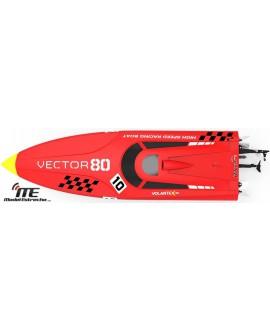 LANCHA VECTOR 80 DEEP-V 2,4Ghz RTR