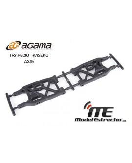 AGAMA TRAPECIO TRASERO A215