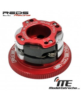 EMBRAGUE REDS RACING QUATTRO AJUSTABLE 4 MAZAS