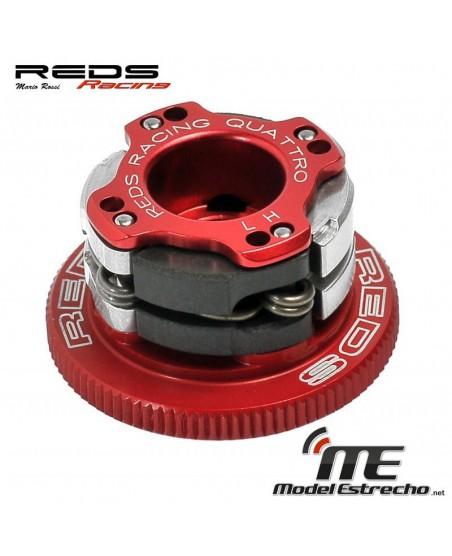 EMBRAGUE REDS RACING QUATTRO AJUSTABLE 4 MAZAS