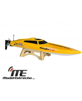 LANCHA VOLANTEX VECTOR 70 BRUSHLESS  2,4Ghz RTR