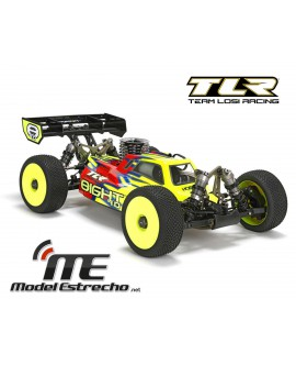 TLR 8IGHT-E 4.0 RACE KIT NITRO