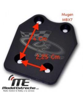 BUMPER TRASERO DE RACING XD MUGEN MBX 7