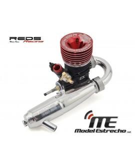 REDS RACING MOTOR 3,5CC COMBO WORLDS EDITION LAS VEGAS