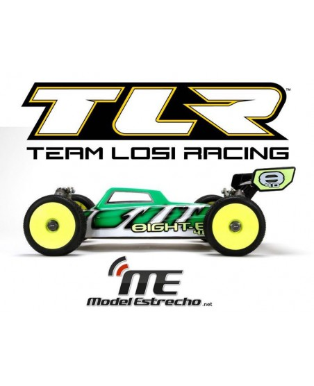 TLR 8IGHT-E 4.0 RACE KIT ELECTRICO