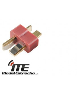 CONECTOR LRP 4mm MACHO ORO WORKS TEAM (10U.)