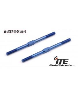 BLUE TITANIUM TUMBUCKLES  1.875/48mm B5M