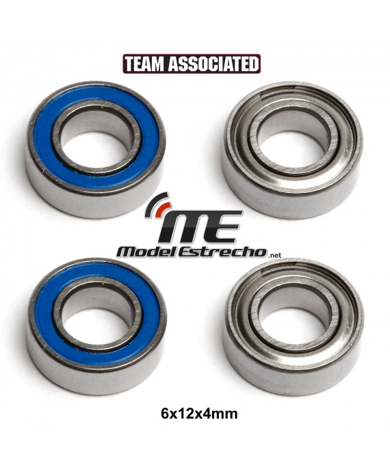 RODAMIENTO ASSOCIATED 5x10x4mm  4pcs