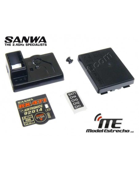 CAJA RECEPTOR SANWA RX-471