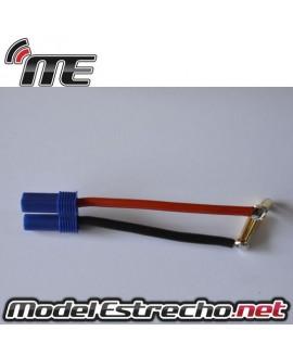 EC5 MACHO A BANANA 5 mm