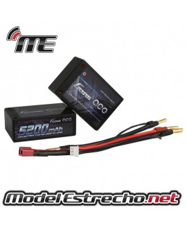 Gens Ace 5200mah 7,4v 40C 2S3P SADDLE CAR LIPO 26
