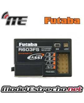 RECEPTOR FUTABA R304SB