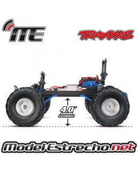 TRAXXAS BIG FOOT 1/10TH  MOSTER TRUCK RTR