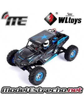 COCHE RTR ELECTRICO 1/12 CRAWLER  4WD 2,4Ghz