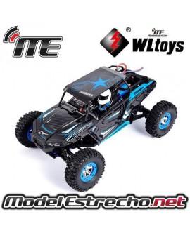COCHE RTR ELECTRICO 1/12 CRAWLER  4WD 2,4Ghz