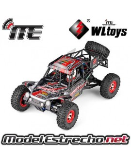 COCHE RTR ELECTRICO 1/12 CLIMBING  4WD 2,4Ghz