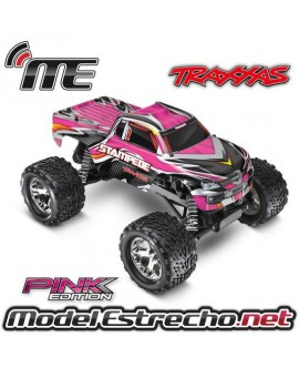 TRAXXAS STAMPEDE RTR 2,4 Ghz PINK EDITION