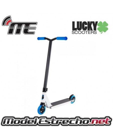 LUCKY CREW 2018 SCOOTER FREESTYLE AZUL/BLANCO