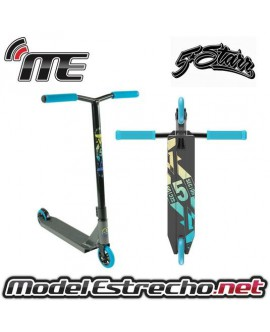 5STARR SECTOR 5 V2 SCOOTER FREESTYLE GRIS/AZUL/NEGRO