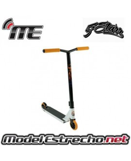 5STARR SECTOR 5 V2 SCOOTER FREESTYLE NEGRO/ROJO