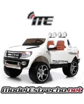 FORD RANGER XLS BLANCO