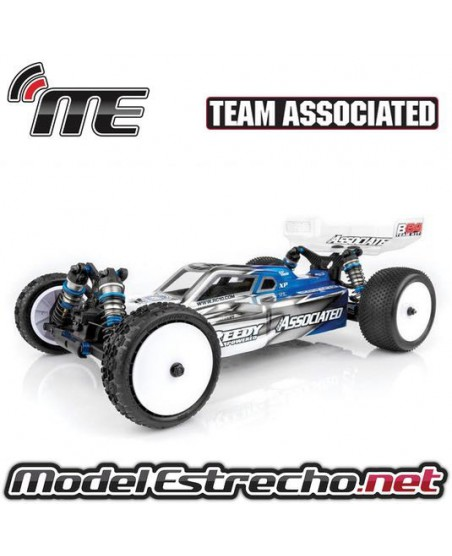 ASSOCIATED COCHE RC10B64 BX 4WD TEAM KIT